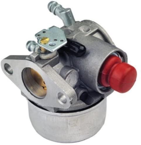 Carburetor 640025C fits some 5-6.5hp Tecumseh HOR OHV engines, air port on top, aftermatrket, Model: , Outdoor&Repair Store
