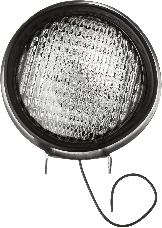 Grote 64991 Par 36 Utility Lamp (Rubber Tractor, Halogen Work Lamp)
