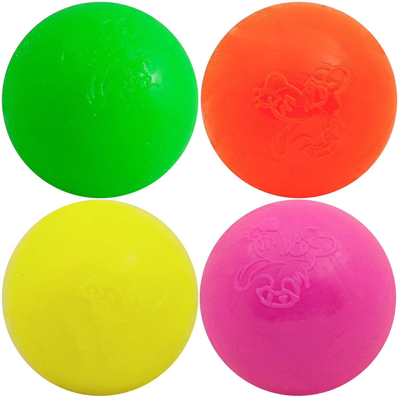 Ruff Dawg Indestructible Soild Rubber Ball Dog Toy