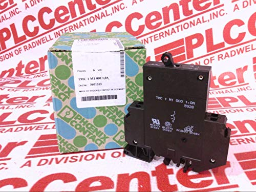 PHOENIX CONTACT TMC-1-M1-000-1.0A Circuit Breaker 1AMP 1POLE