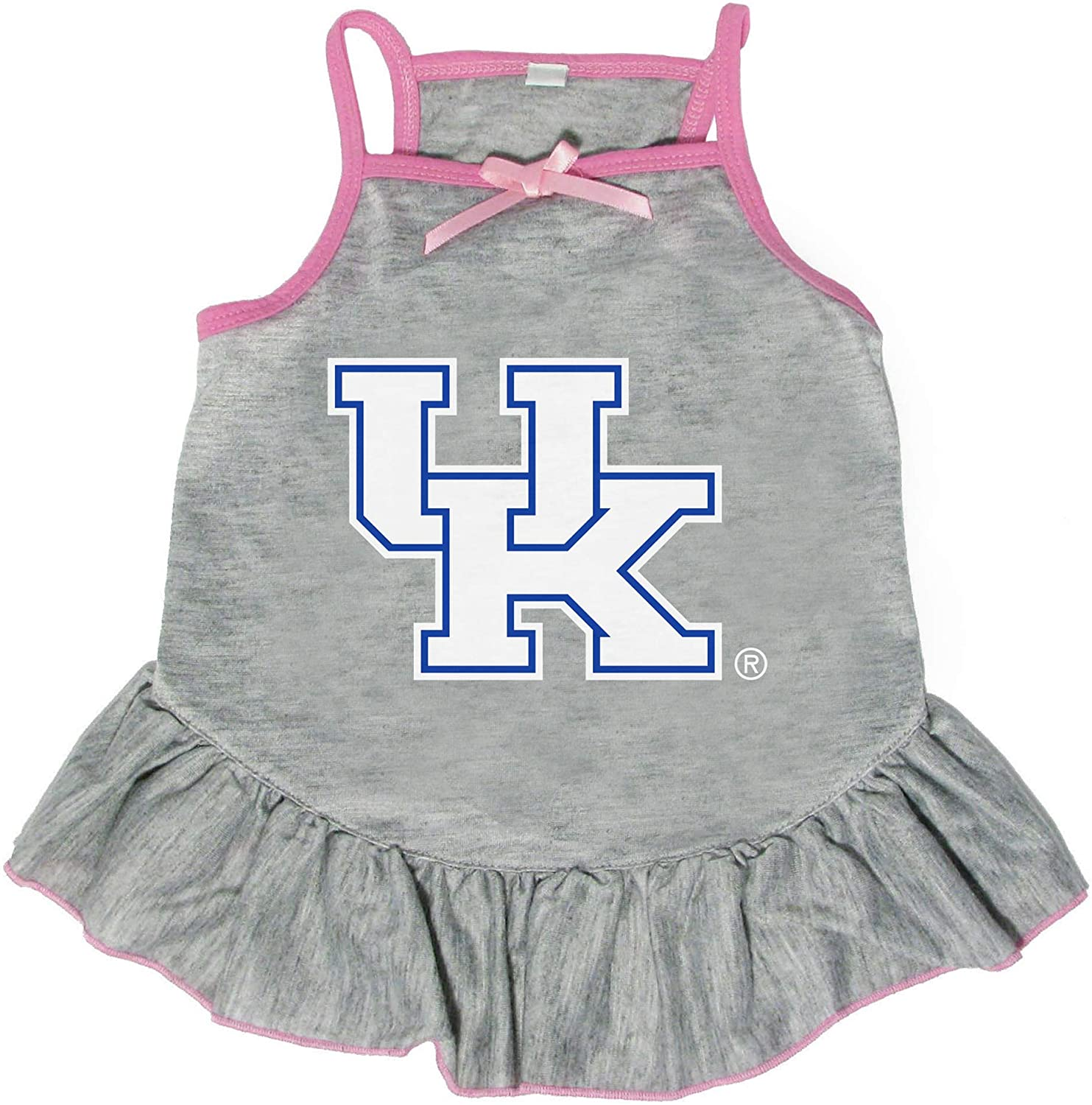 Littlearth NCAA Kentucky Wildcats Pet Dress, Extra Small
