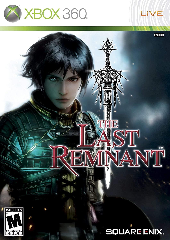 The Last Remnant -Xbox 360 (Renewed)