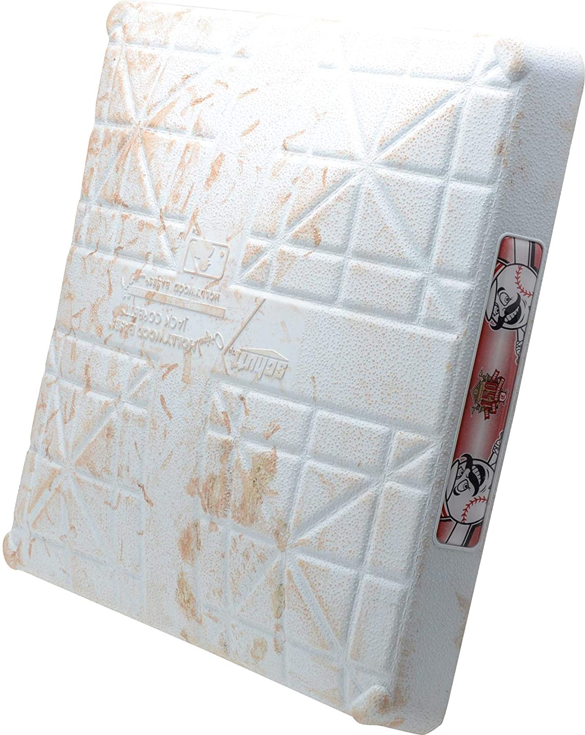 Cincinnati Reds Game-Used 1st Base vs. St. Louis Cardinals on July 18, 2019 - Innings 5-9 - Fanatics Authentic Certified