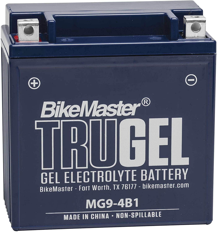 1965 Honda CB160 TruGel Battery - MG9-4B1, Manufacturer: BikeMaster, TRUGEL BATTERY BM MG9-4B1