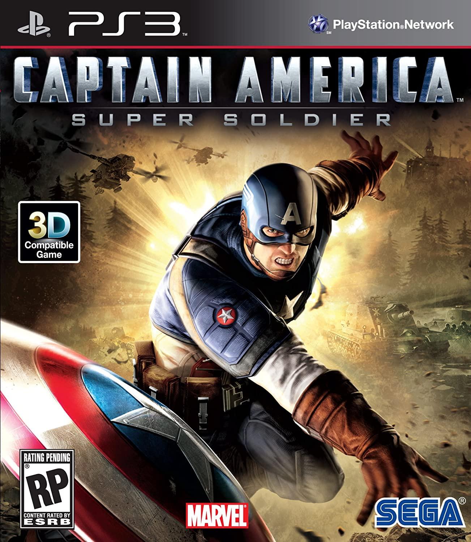 Captain America: Super Soldier - Playstation 3