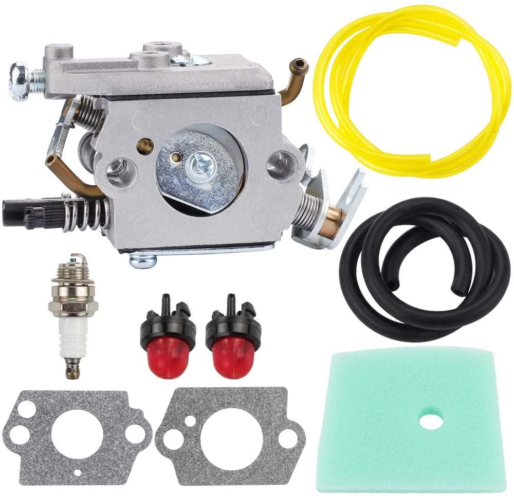Coolwind C1Q-EL24 Carburetor for Husqvarna 123C 123L 123LD 223L 223R 322C 322L 322R 323C 323L 325C 325CX 325L 325LX 326C 326L 326LX String Trimmer Pole Saw