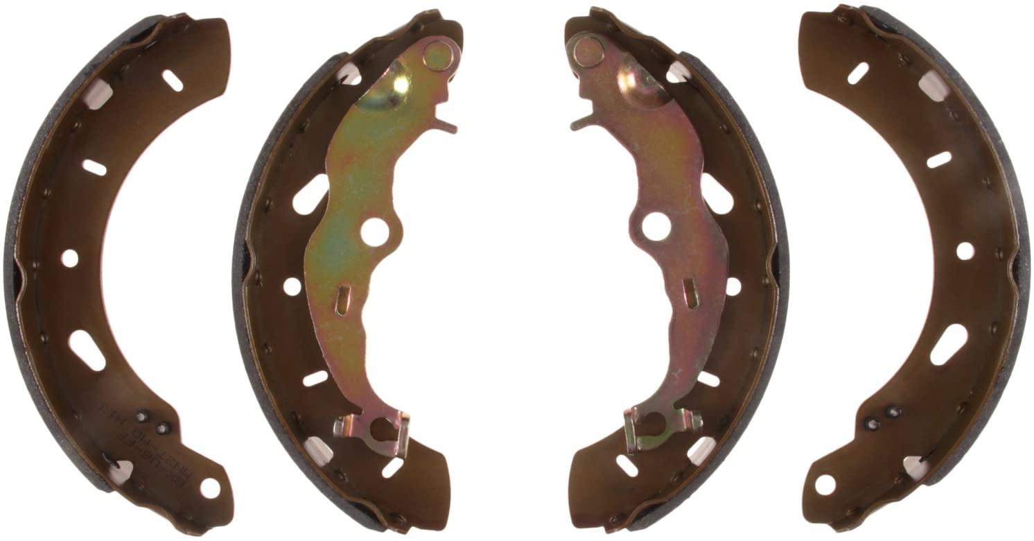 Bendix 1004 Premium Copper-Free Brake Shoe Set