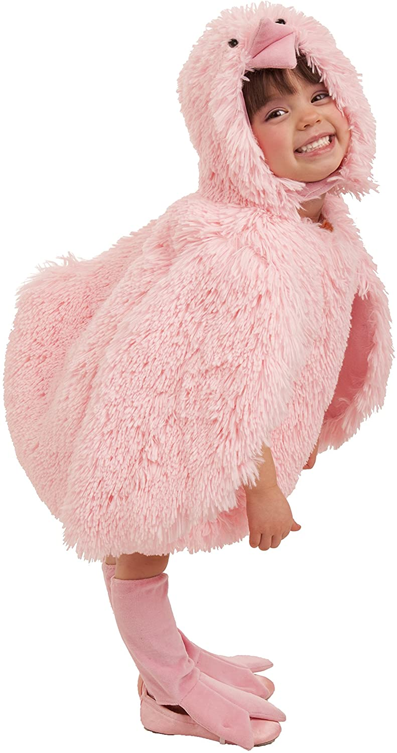 Princess Paradise Darling The Chick Pink Duck Cute Child Costume 12-18 month XS