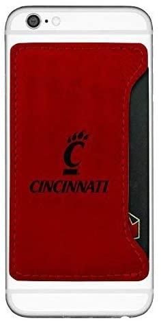 Cell Phone Card Holder Wallet - Cincinnati Bearcats