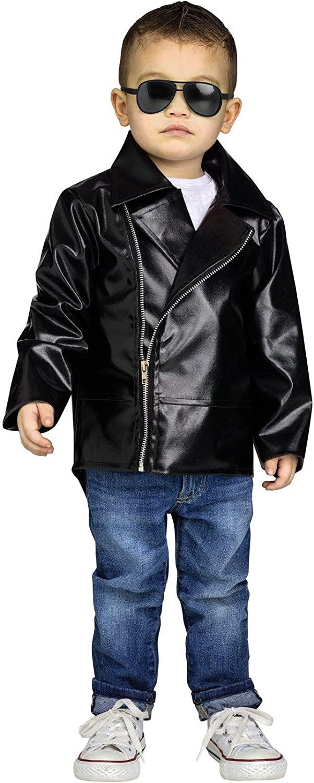 Little Boys Rock N Roll Jacket
