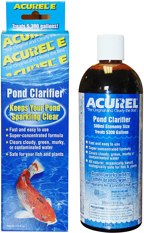 Acurel Pond Clarifier