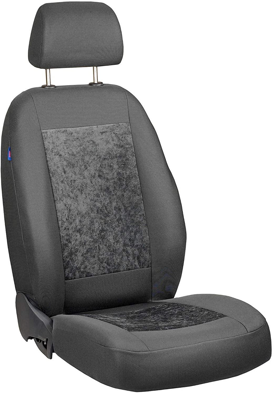 Zakschneider Car seat Cover for Ix55 - Driver Seat - Color Premium Gray Velours