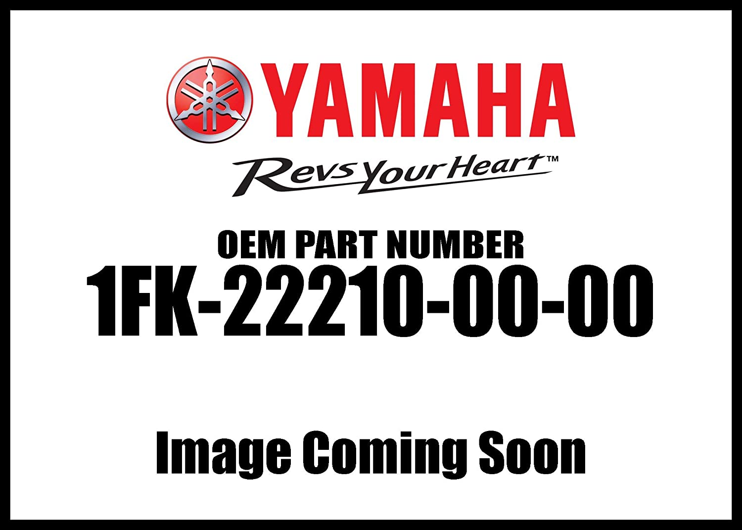 Yamaha New OEM 1FK-22210-00-00 SHK/ABS ASY,Rear 1FK222100000