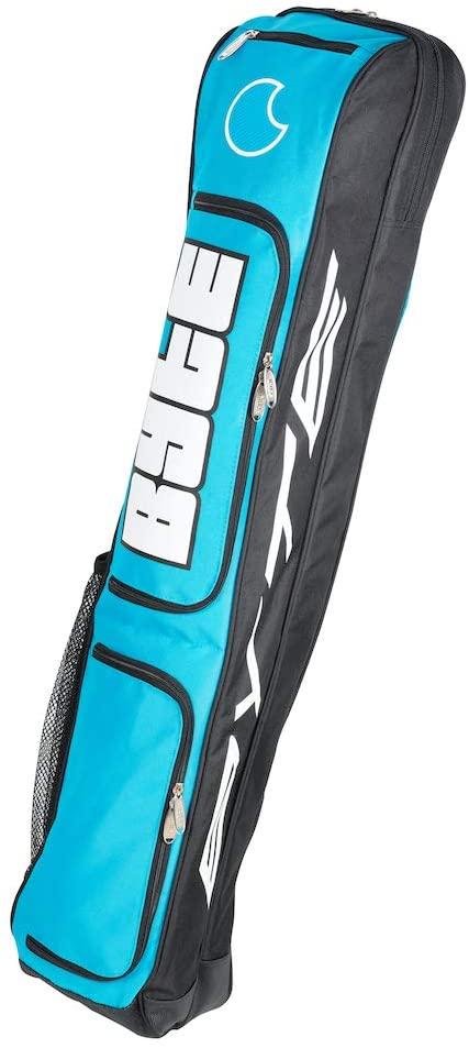 Byte TX Field Hockey Stick Bag Cyan Blue Black