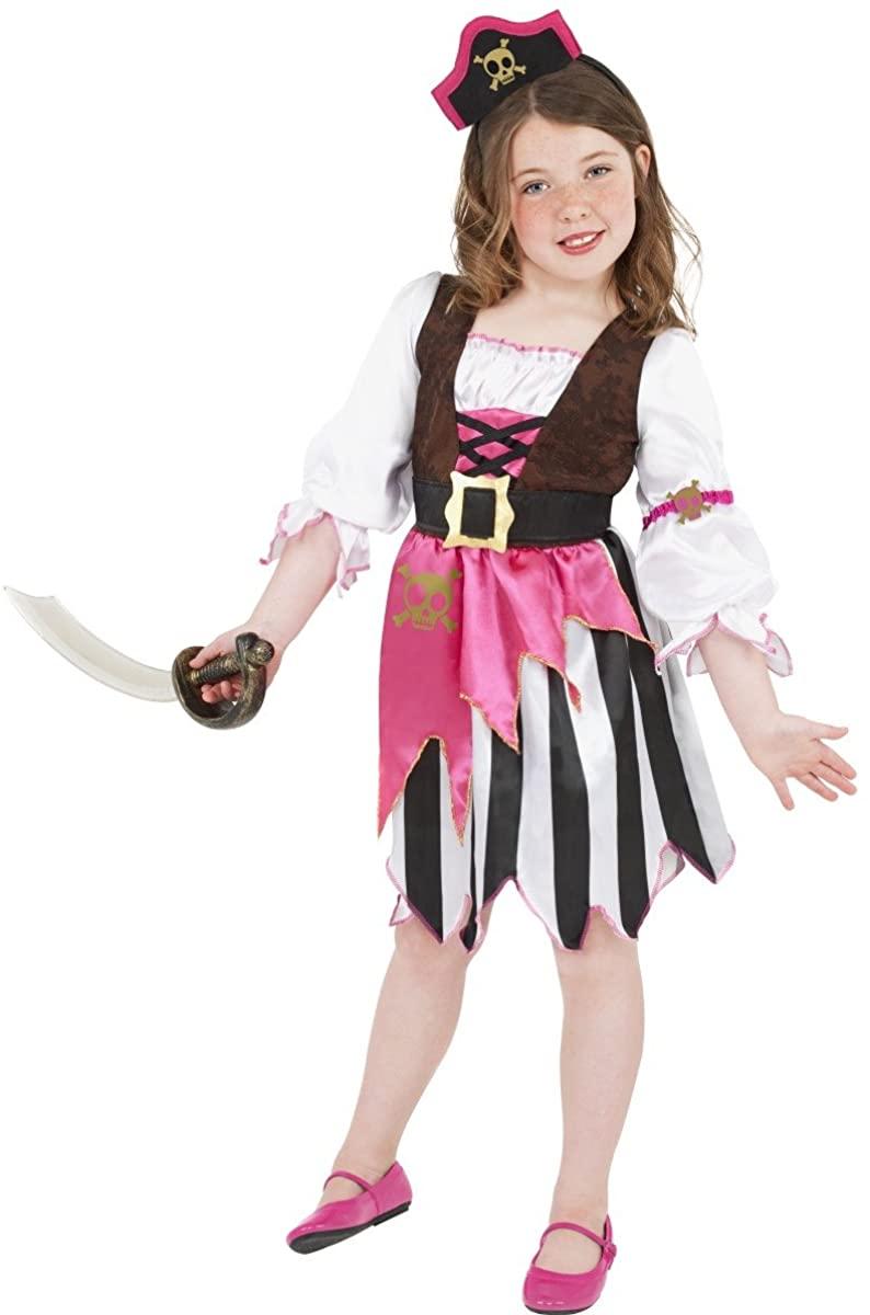Smiffys Pirate Girl Costume