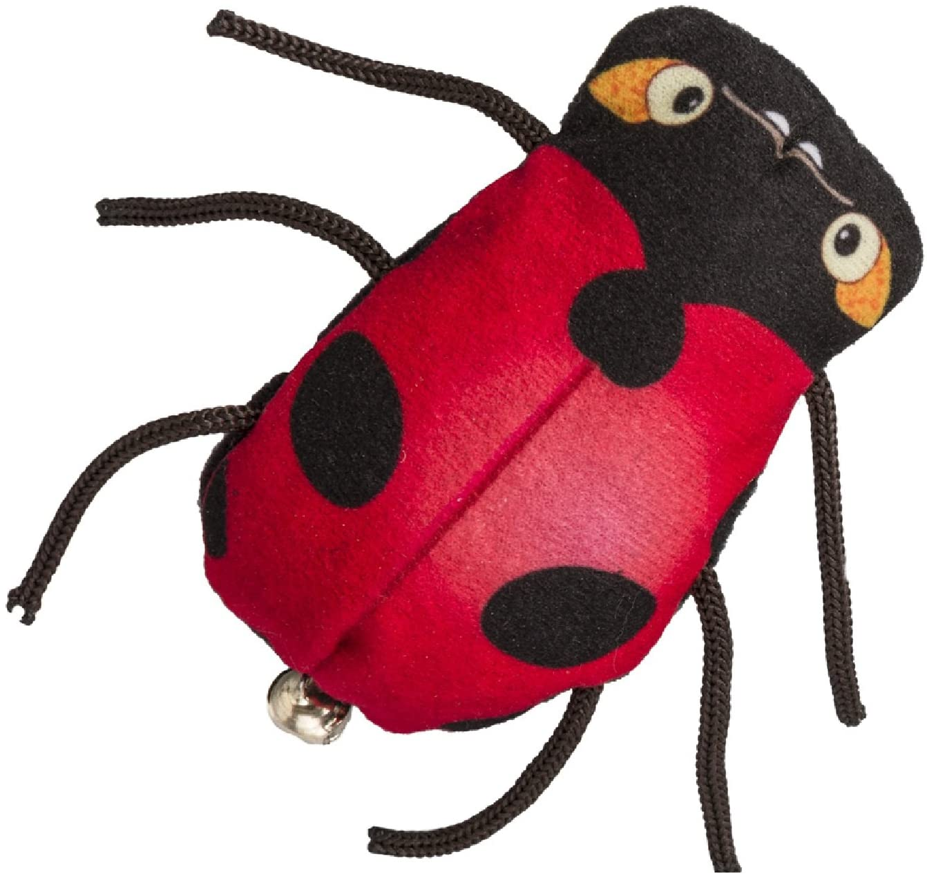SPOT Ethical Pets 52090 Nice Catch Insect Catnip Toys