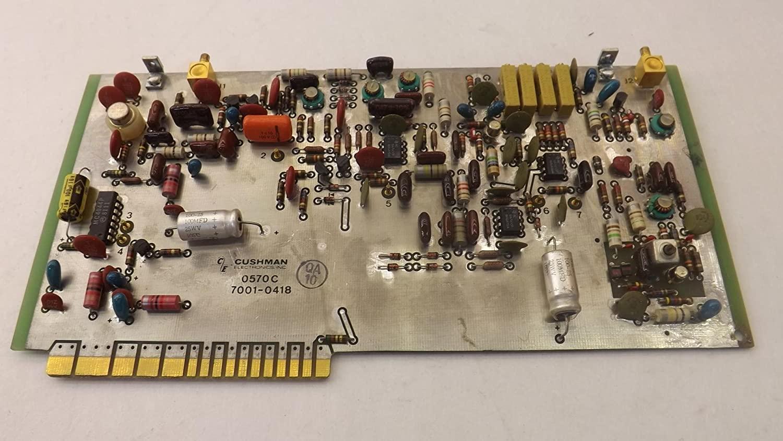 Cushman 0570C / 7001-0418 Circuit Board T22720
