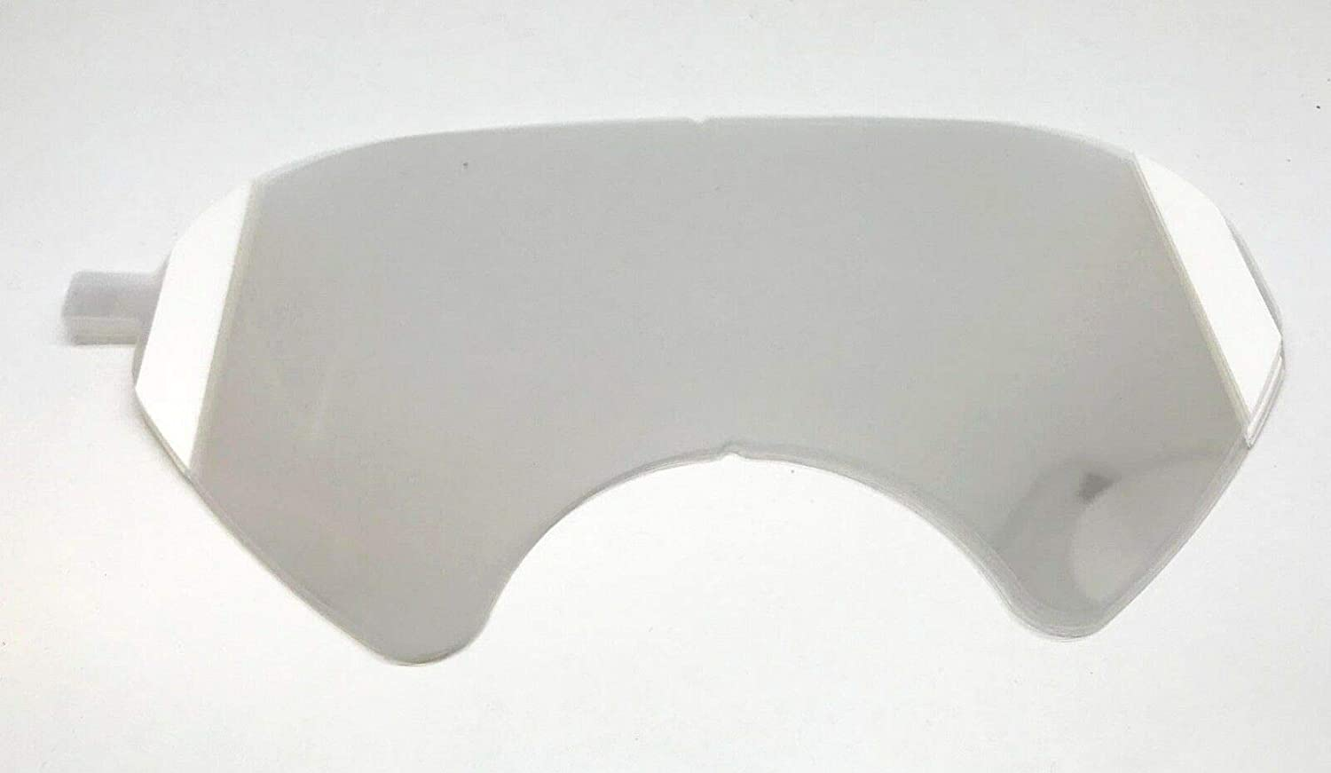 50 Pack - 3M 6885 Compatible Full Facemask Lens Covers for 6000 Series