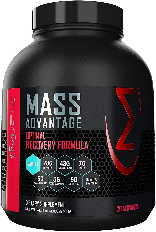MFIT SUPPS - Mass Advantage Optimal Recovery Formula - Vanilla Flavor