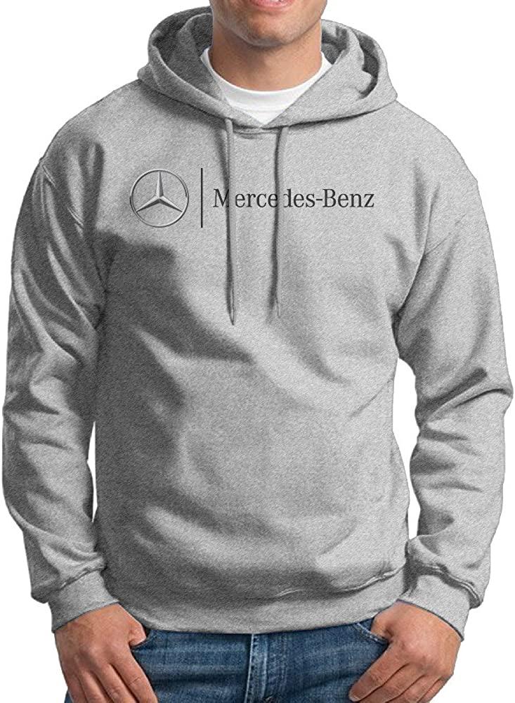 CURBABY SHIRT Mercedes Benz B Class Mens Power Fleece Crewnecks Black