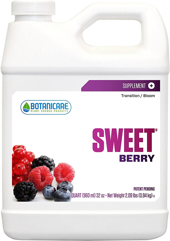 Botanicare SWEET BERRY Mineral Supplement, 1-Quart