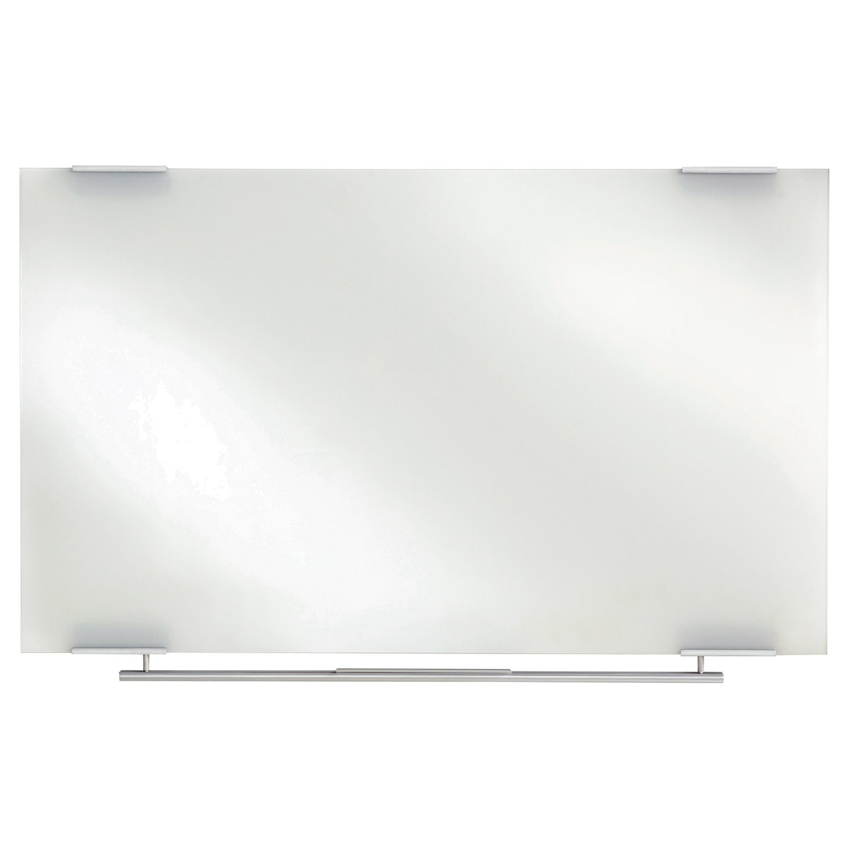 Iceberg 31150 Clarity Glass Dry Erase White Board, 60