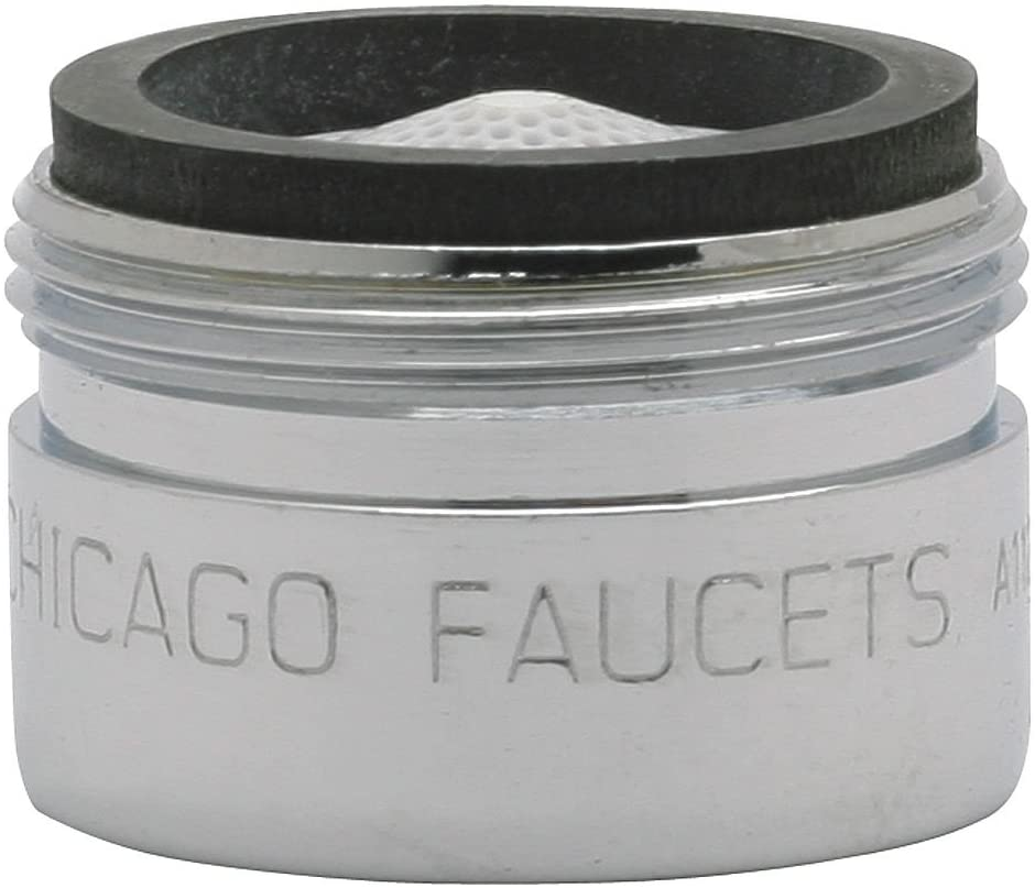 Chicago Faucet E26JKABCP Non-Aerating Spray Pressure Compensating Econo-Flo