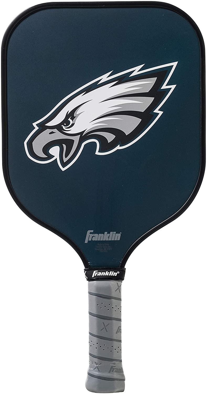 Franklin Sports NFL Team Licensed Pickleball Paddle - Pickleball X - Polypropylene Core - NFL Official Licensed Product - USAPA Approved