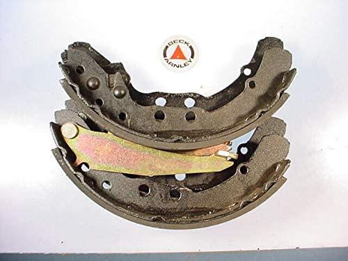 EPC Brake Shoe Set Rear Fits Compatible with Audi 5000 081-1844