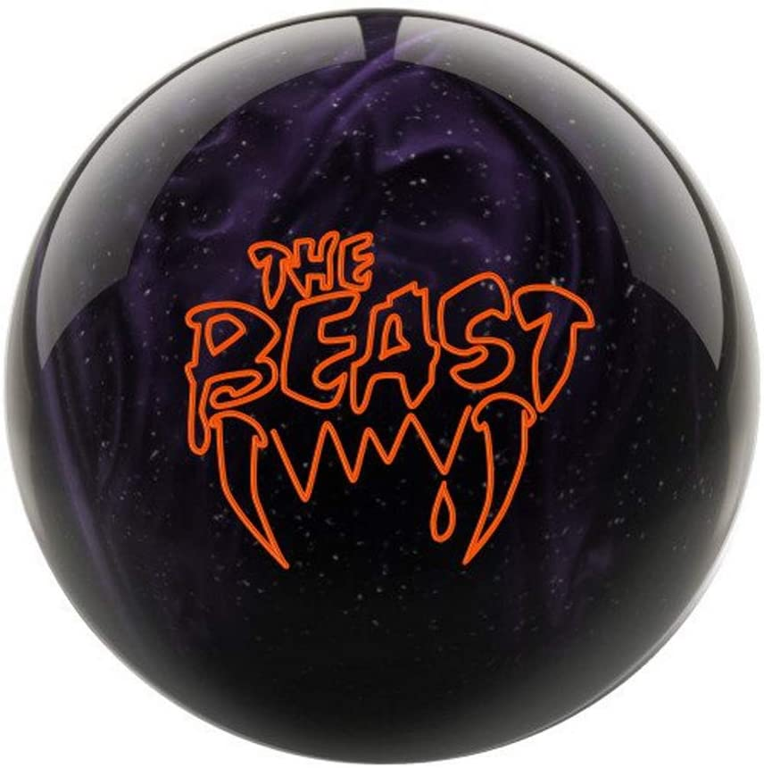 Columbia 300 The Beast PRE-DRILLED Bowling Ball- Purple Sparkle 13lbs