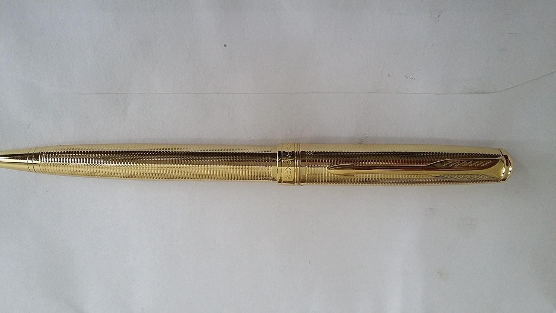 Parker Sonnet Premium Gold Lustre GT Slim Ballpoint - 1743559
