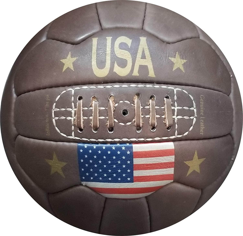 Vintage USA 1960's Soccer Ball