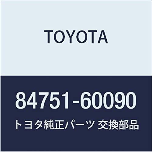 Toyota 84751-60090 Seat Heater Switch