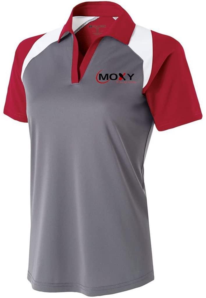 Moxy Ladies Dry Breathe Shield Polo