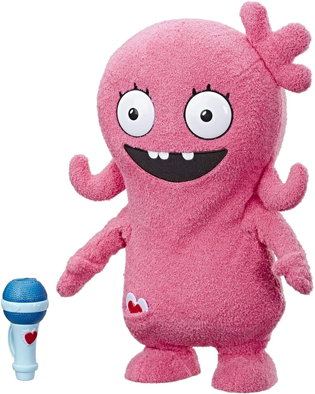 Hasbro Uglydolls Dance Moves Moxy, Toy That Talks, Sings, & Dances, 14