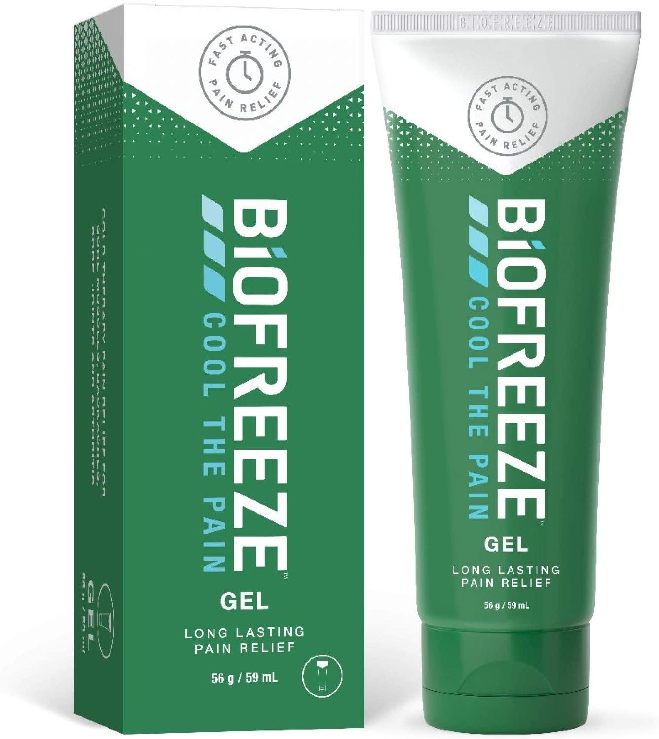 Biofreeze Gel 59ml by Biofreeze
