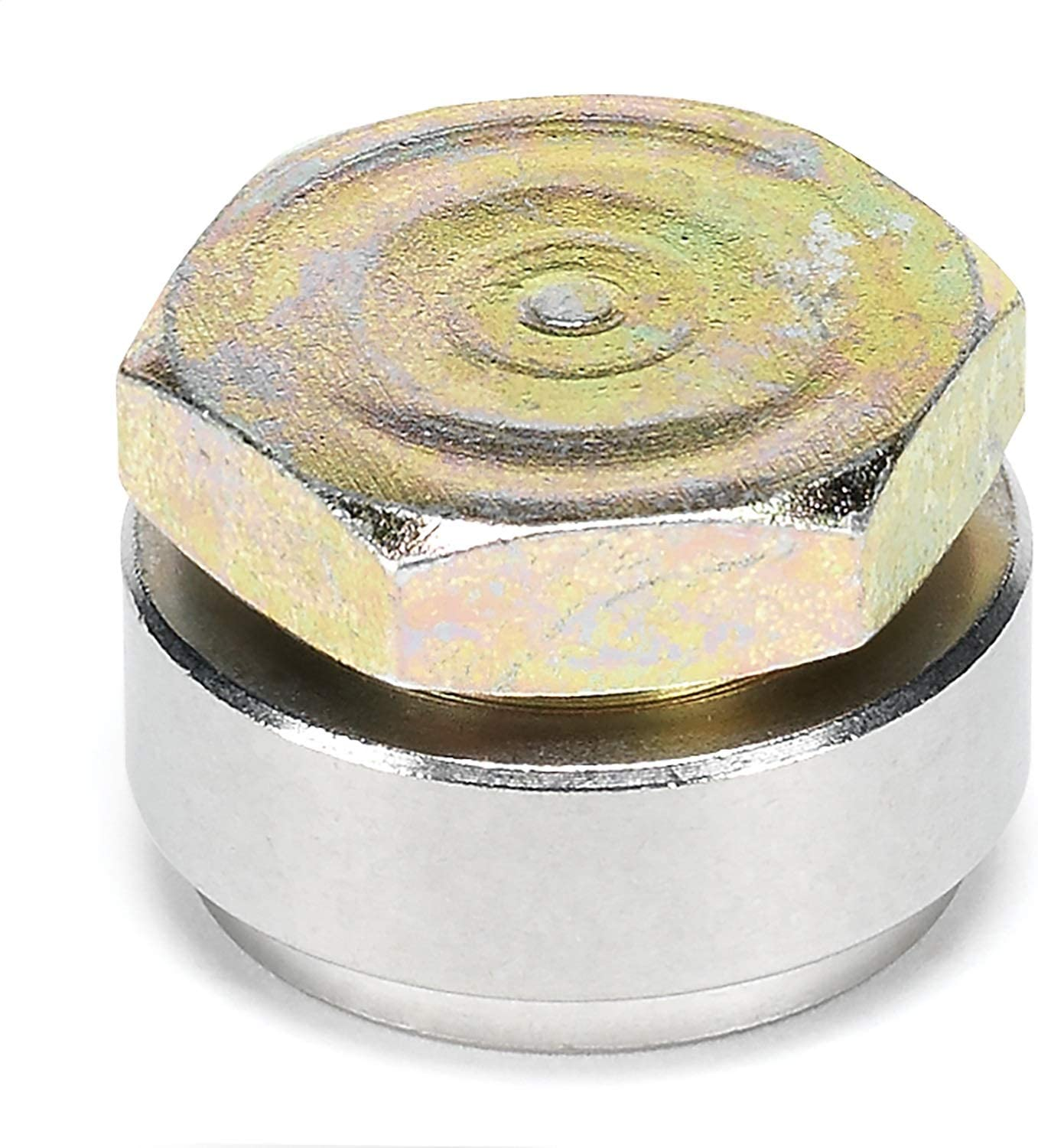 AutoMeter ST269553 Weld Fitting, Stainless Steel, for Wideband Lambda Sensor
