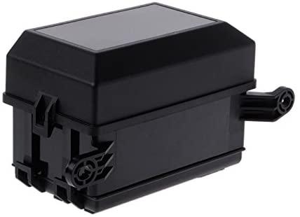 Chavis Auto Fuse Socket Box 6 Relay Holder 5 Road For Nacelle Car Truck SUV Insurance L15