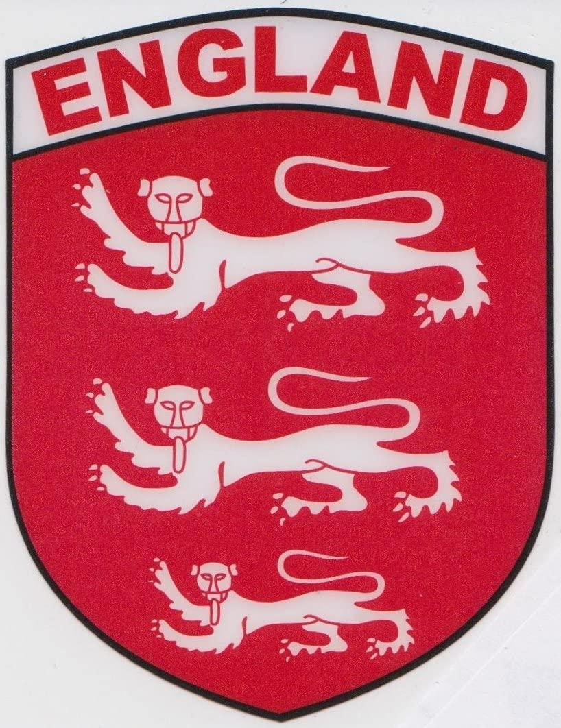 1000 Flags Old England English Three Lions Flag Vinyl Car Sticker