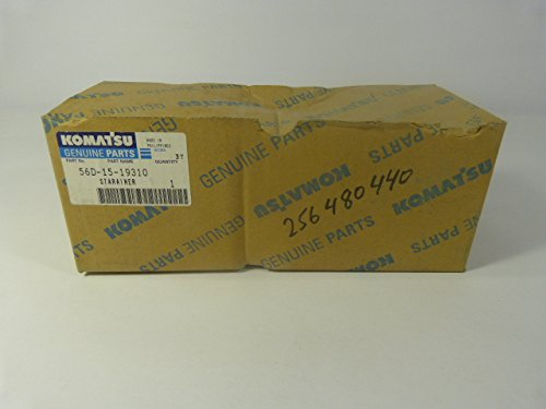 Komatsu 56D-15-19310 Transmission Strainer