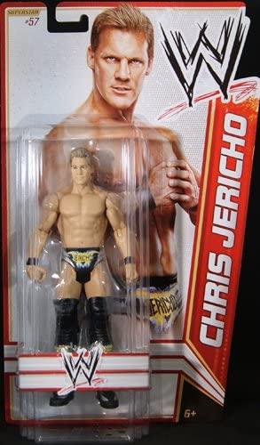 WWE Series 22 Chris Jericho Figure
