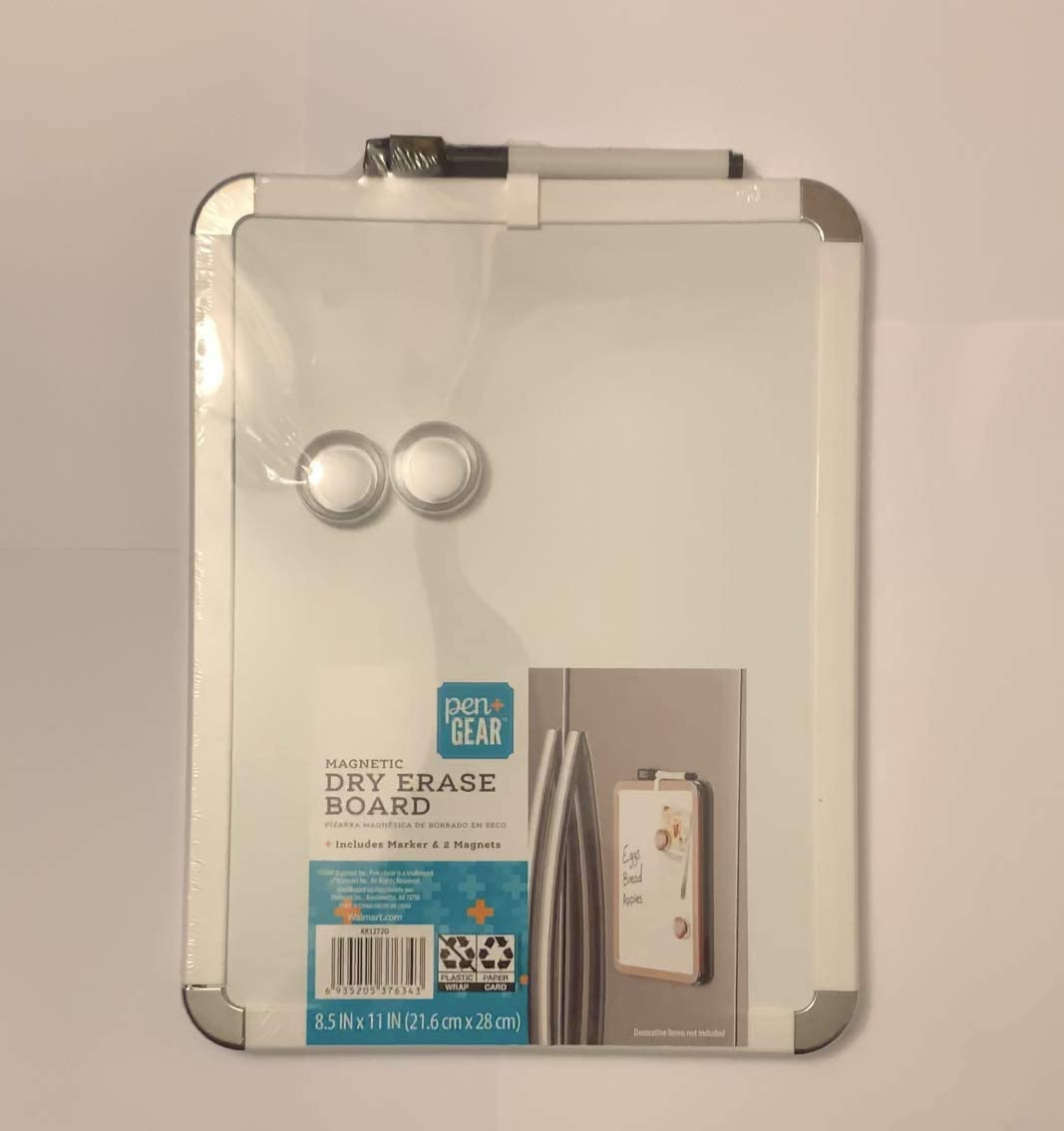 Personal Dry Erase Board (White)
