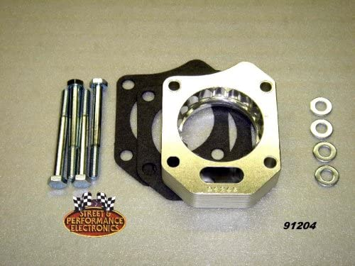 Street and Performance 91204 Helix Power Tower Plus Throttle Body Spacer