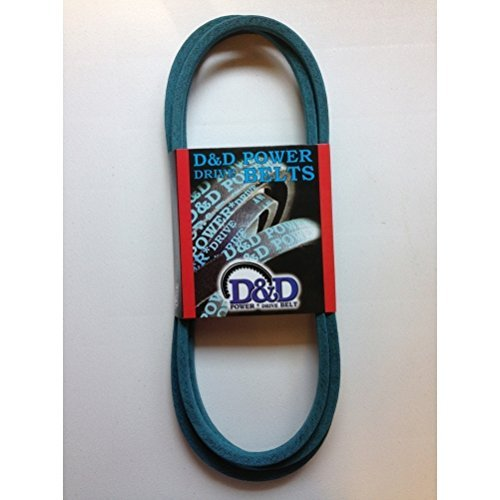 D&D PowerDrive S1A164 Montgomery Ward Kevlar Replacement Belt, 1 Number of Band, Rubber