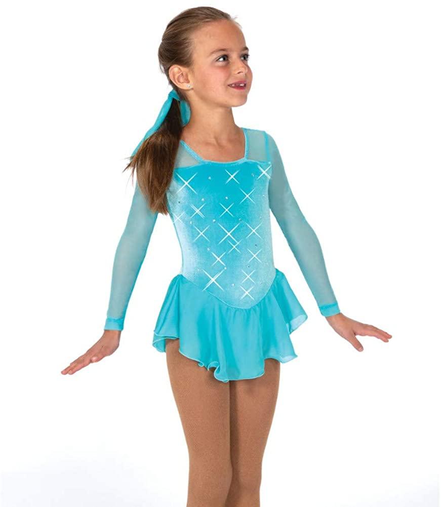 Jerry's Ice Skating Dress - 14 Rhinestone – Tiffany Blue