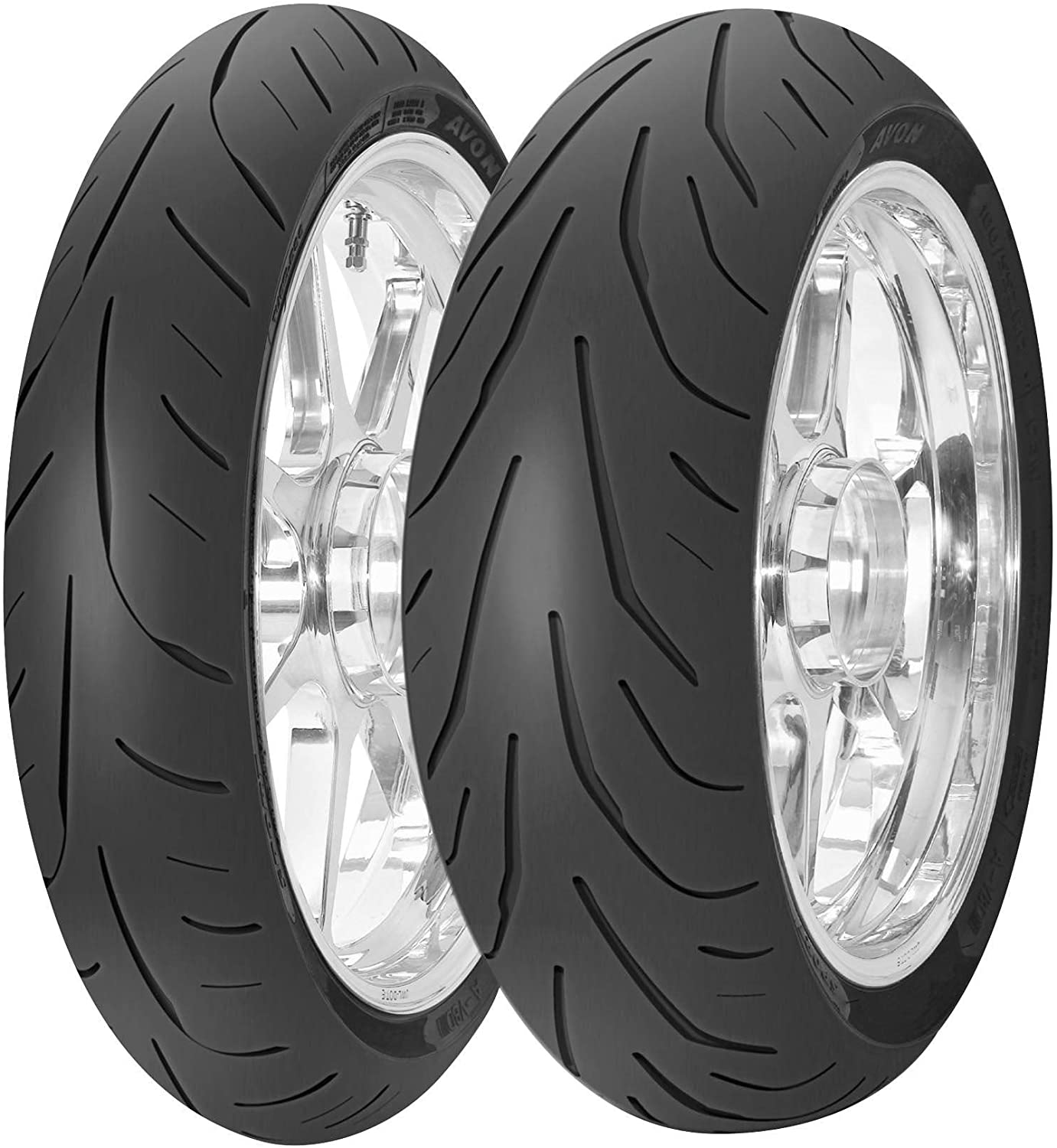 Avon Tyres 3D Ultra Sport Tire - Rear - 180/55ZR-17 , Position: Rear, Tire Size: 180/55-17, Rim Size: 17, Load Rating: 73, Speed Rating: (W), Tire Type: Street, Tire Construction: Radial, Tire Application: Sport 90000001358