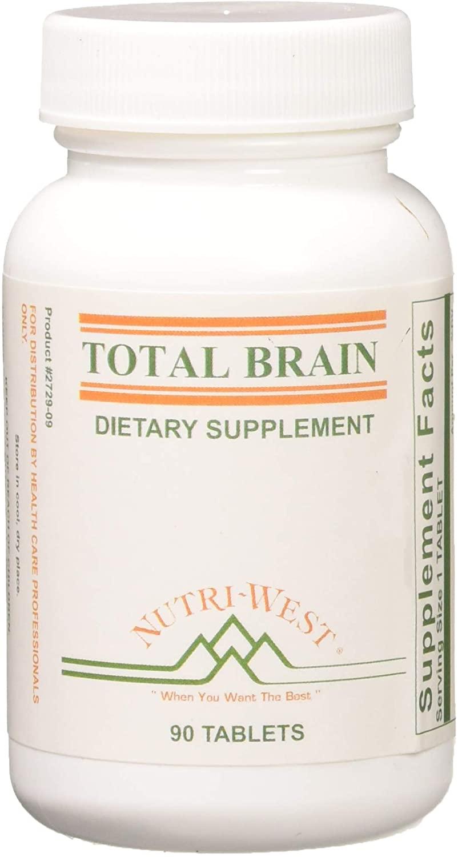 Nutri-West - Total Brain - 90