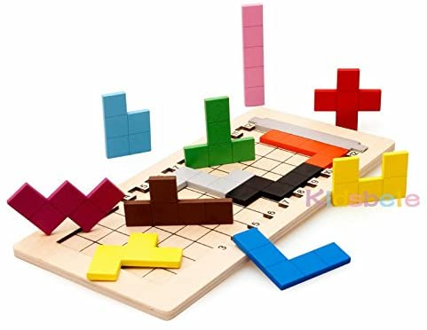 Kids Building Block Playing Wooden Montessori Toys Learning Eucational Brinquedos Math Toys W020