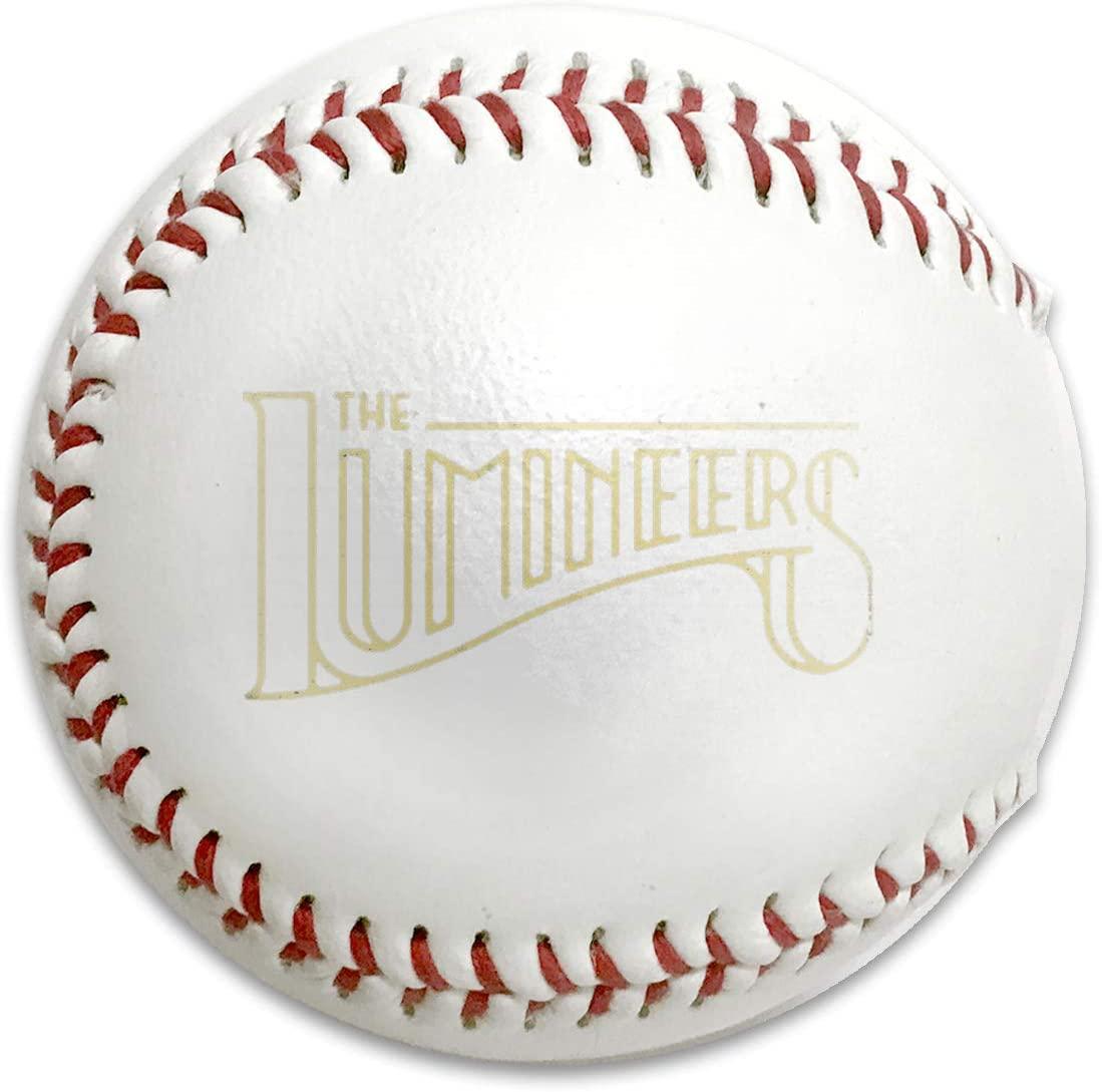 NOT The Lumineers Band 2 Soft Baseball Diameter 2.83in