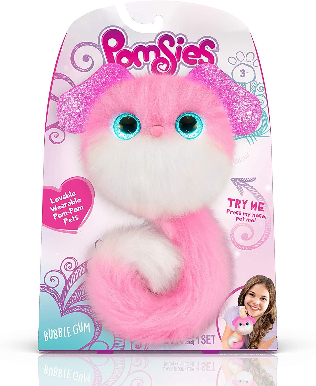 Pomsies Bubblegum Puppy